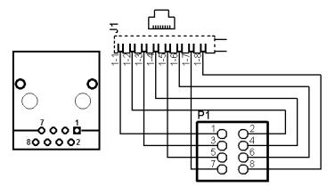 pro050 manual  footprint schematics
